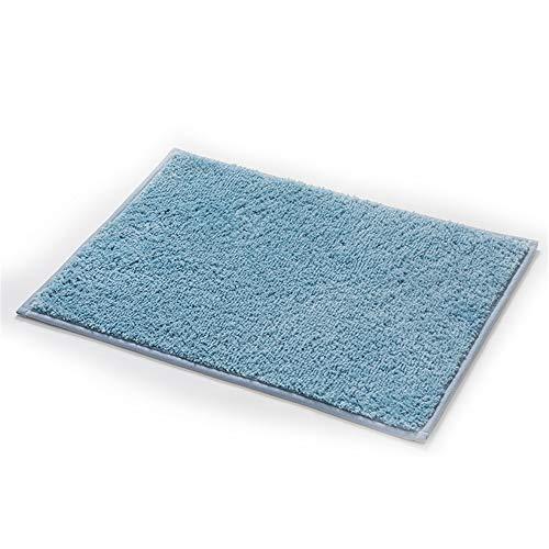 CXJC JXB Estera De Baño Estera para Pies Antideslizante Impermeable Fibra Fluff...