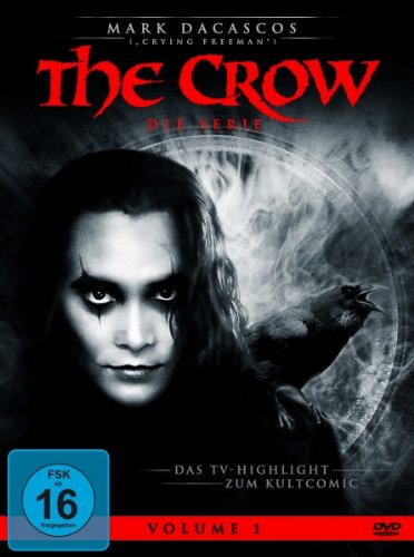 The Crow: Die Serie, Vol. 1 [3 DVDs]