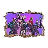 HQQPA 3D Wandaufkleber Poster Wandaufkleber Newcastle Spiel