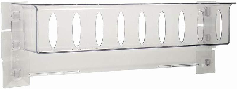 Refrigerator Cooler Door Beverage Rack Clear Polycarbonate 18 1 4 L X 4 1 2 W X 6 H
