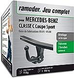 Rameder Attelage démontable avec Outil pour Mercedes-Benz Classe C Coupe Sport +...