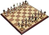 AK Ajedrez magnético Juego de piezas de ajedrez internacional de madera Juego de mesa Colección de piezas de ajedrez Juego de mesa portátil Juegos de viaje Juguetes Juego de ajedrez de regalo,si