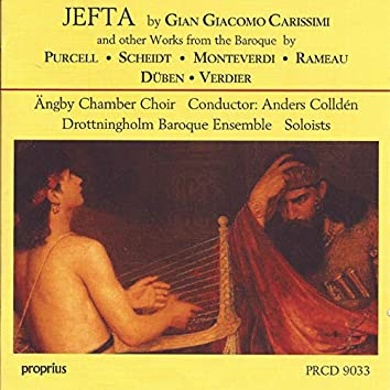 Jefta and Other Works From the Baroque