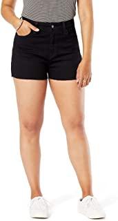 Signature by Levi Strauss & Co. Gold Label Women's High Rise Cut Off Shorts