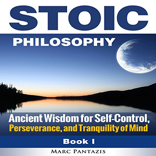 Stoic Philosophy audiobook cover art