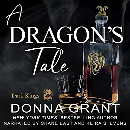 A Dragon's Tale Audiobook By Donna Grant cover art