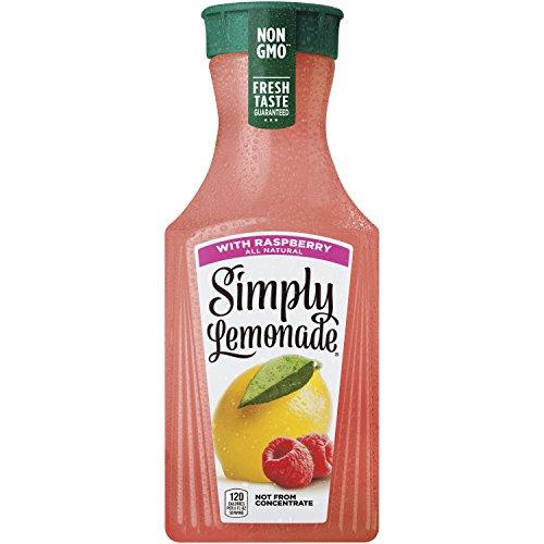 Simply Lemonade with Raspberry, All Natural Non-GMO, 52 fl oz