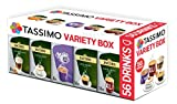 Tassimo Jacobs Diversidad del paquete Variety Caja paquetes 56☕ Cups Café T Discos Pods Coffee Latte capuchino Caffè...