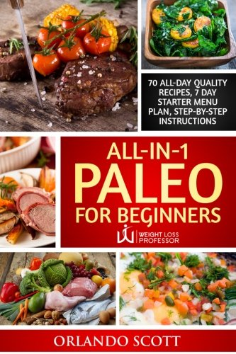 All In 1 Paleo For Beginners