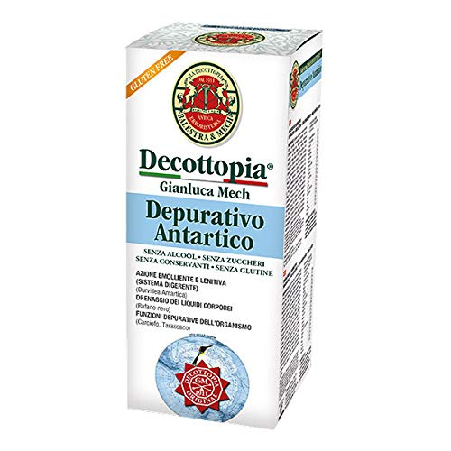 Depurativo Antártico Decotopia 250 ml de Herbofarm