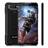 CUBOT Quest Télephone Incassable 4G, Écran 5,5 Pouces HD+ 18:9, 64Go ROM+4Go RAM, Batterie 4000mAh, 4G Android 9.0...
