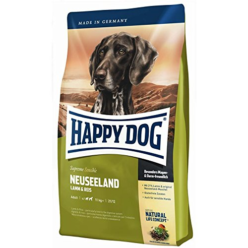 Happy Dog Supreme Sensible Neuseeland 12,5kg + MIOMERA gratis Snack