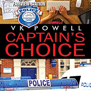 Captain's Choice (Fairview Station Novel)                   By:                                                                                                                                 VK Powell                               Narrated by:                                                                                                                                 Hollis Elizabeth                      Length: 8 hrs and 4 mins     4 ratings     Overall 3.5