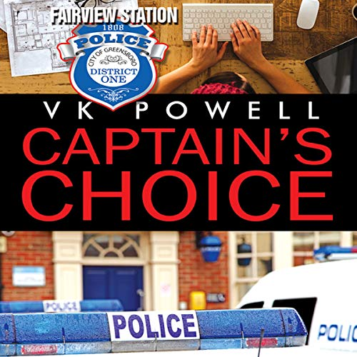 Captain's Choice (Fairview Station Novel) Titelbild