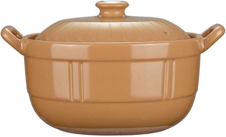 zyl Popularity supreme with Lid Ceramic Casserole Kitchen High Tempera Chef Classic