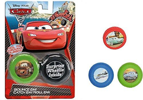 Smoby Toys Sa - 203089514 - véhicule Miniature - Cars Ii Bl 2 Wheelies