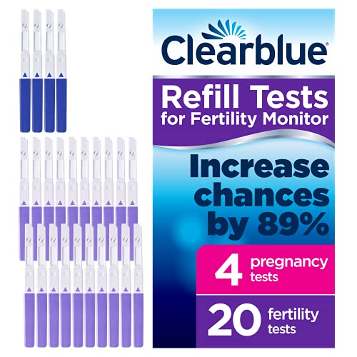 Clearblue Refill Pack For Advanced Fertility Monitor: 20 Fertility Tests...