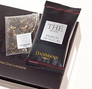 Dammann Freres Tee - Passion de Fleurs Weißer Tee - 24 Cristal Teabags