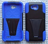 TSTAND Blue Phone Case Cover for LG Optimus L90 / D410 D405 D405N D415
