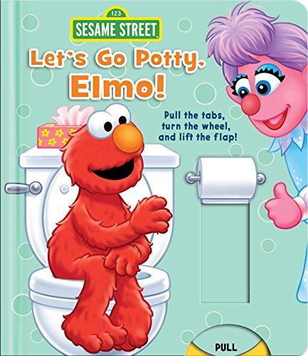 B7aok Free Download Sesame Street Lets Go Potty Elmo 1 2 3