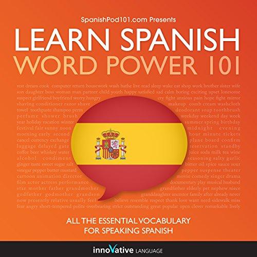 Learn Spanish - Word Power 101 cover art