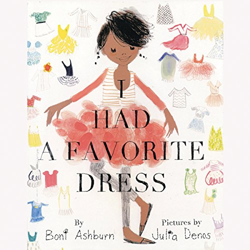 I Had a Favorite Dress audiobook cover art
