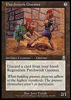 Magic: the Gathering - Patchwork Gnomes - Odyssey