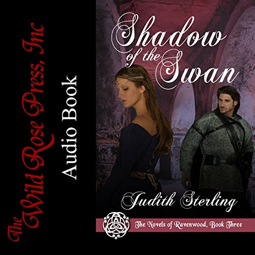 Shadow of the Swan audiobook cover art