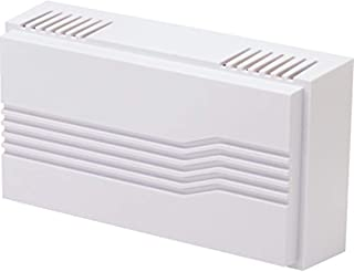 """Everyday Two Note Electric Door Bell Chime, 16V/10 VAC, Size: 7.2"""" x 5"""", White"""