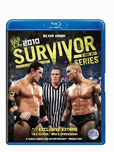 WWE - Survivor Series 2010 [Blu-ray]