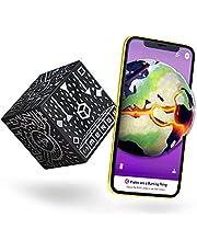 MERGE Cube - Cubo di Realtà Aumentata STEM Toy - Giochi educativi per l'apprendimento di scienze, matematica, arte e altro ancora in aula e a casa