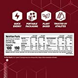 Clif BLOKS - Energy Chews - Strawberry Flavor - (2.1 Ounce Packet, 18 Count)