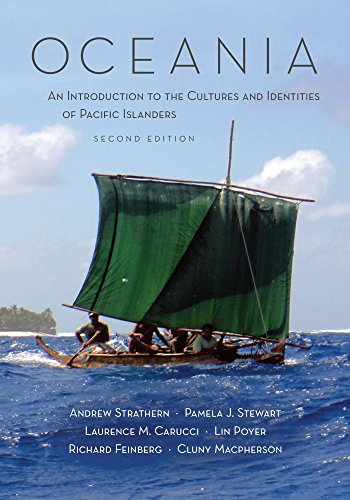 Compare Textbook Prices for Oceania: An Introduction to the Cultures and Identities of Pacific Islanders Second Edition Edition ISBN 9781531001841 by Andrew Strathern,Pamela J. Stewart,Laurence M. Carucci,Lin Poyer,Richard Feinberg,Cluny Macpherson