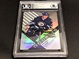 Patrik Laine Signed 2016-17 SP Game Used Rookie Card #185 Auto Beckett BAS COA - Hockey Slabbed Autographed Rookie Cards. rookie card picture