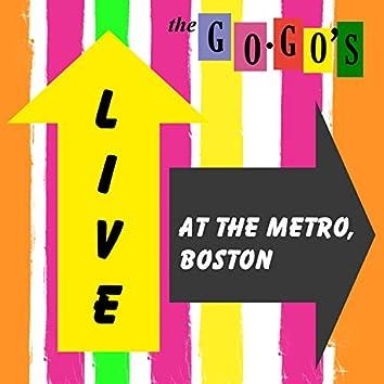 Live at The Metro, Boston