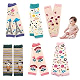 Sept.Filles Baby and Toddler Leg...
