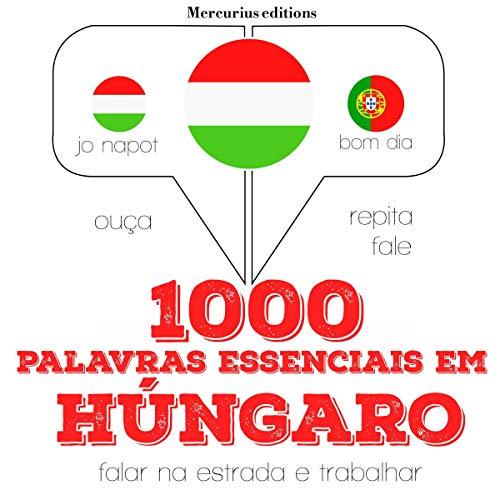Couverture de 1000 palavras essenciais em húngaro