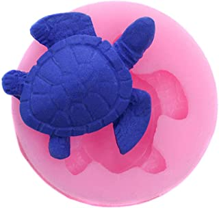 Viivl turtle series soft candy silicone mold, cake, soap, DIY baking tools