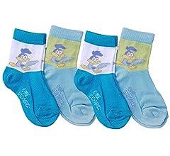 Looney Tunes - Calcetines - para niña Pack de 4 Paires Asst1 Bip Bip 19/20 ES: Amazon.es: Ropa y accesorios