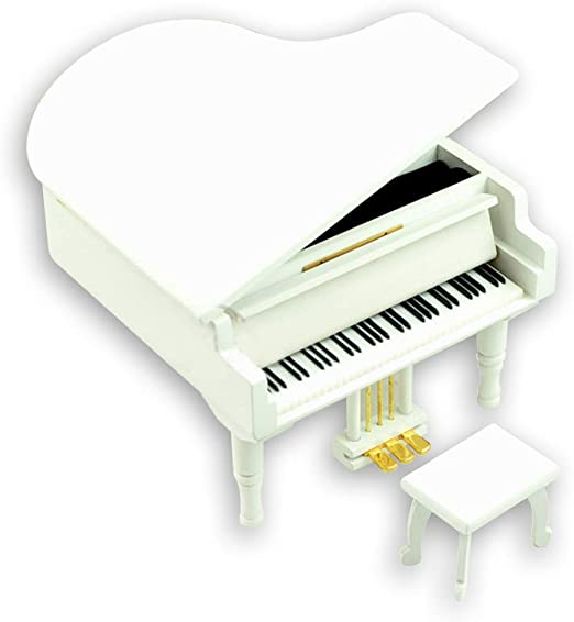 """Play /""""Unchained Melody/"""" Golden Plated Sankyo Musical Movement for DIY Music Box"""
