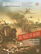 ATO: Against the Odds Magazine #27 with Pocket at Falaise, Two German Armies Struggle to Escape Annihilation Board Game
