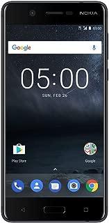 Nokia 5 - Android 8.0-16 GB - 13MP Camera - Single SIM Unlocked Smartphone (at&T/T-Mobile/MetroPCS/Cricket/H2O) - 5.2