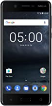 Nokia 5 - Android 8.0-16 GB - 13MP Camera - Single SIM Unlocked Smartphone (at&T/T-Mobile/MetroPCS/Cricket/H2O) - 5.2