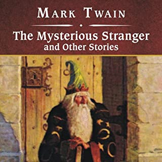The Mysterious Stranger and Other Stories audiobook cover art