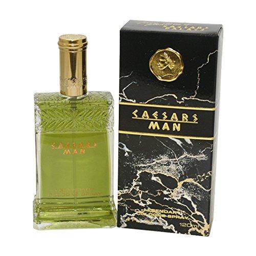 Caesars By Caesar's World For Men. Cologne Spray 4 Ounces