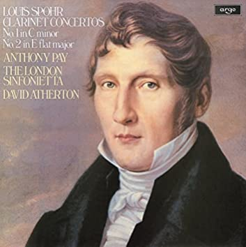 Spohr: Clarinet Concertos