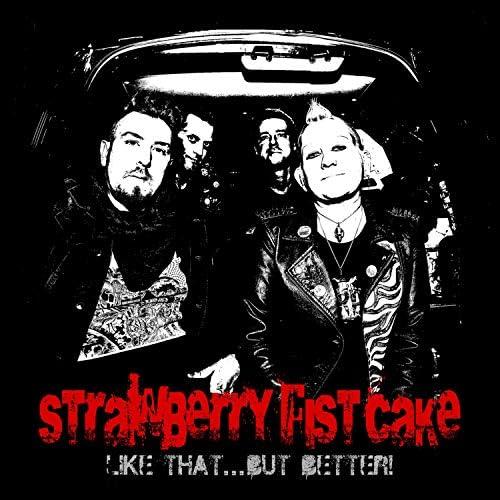 Strawberry Fist Cake