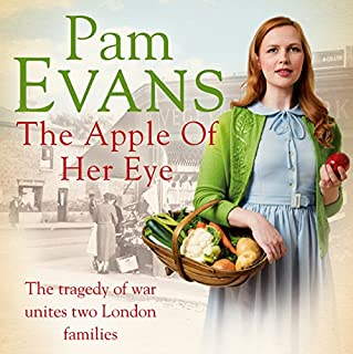 The Apple of Her Eye                   By:                                                                                                                                 Pam Evans                               Narrated by:                                                                                                                                 Julie Maisey                      Length: 8 hrs and 45 mins     8 ratings     Overall 4.5