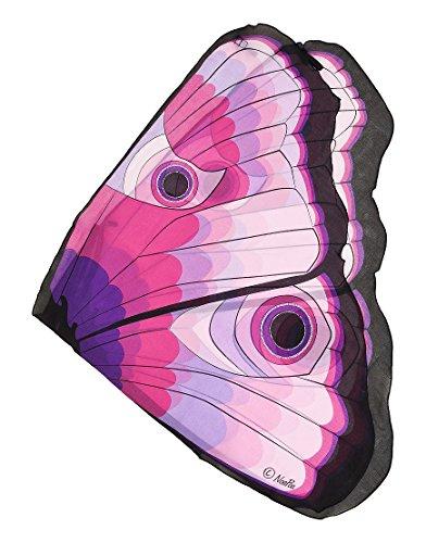 DREAMY DRESS-UPS Rosa alas de Mariposa Disfraz