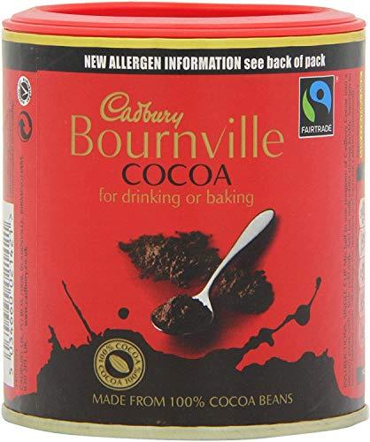 Cadbury Dairy Milk Bournville Cocoa, 125g